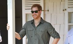 Prince Harry receives declaration of love in Saint Vincent