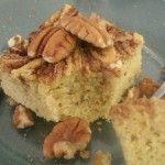 Cinnamon Swirl Coffee Cake | Cook It Up Paleo