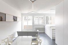 Espectacular remodelación de un apartamento de 35 metros cuadrados en Ginebra http://www.decoesfera.com/casas/espectacular-remodelacion-de-un-apartamento-de-35-metros-cuadrados-en-ginebra