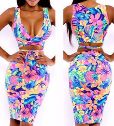 2014 New Hot Fashion Women Clothing V Neck Print Sexy Summer Dress High Elastic Casual Dress Slim Fit Bodycon Mini Bandage Dress $13.99