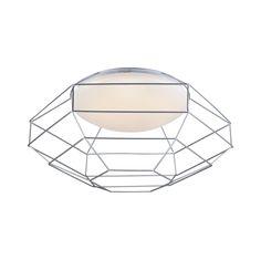 Nest plafond från Markslöjd. Silver och vit bländskydd i akryl. Fast installation med bygelupphäng. 12W fast LED. 800 Lumen. Varmvit 3000K. Energiklass A. Kan dimras.  #taklampa #cellinglight #light #markslöjd #lampa #lamp #light #interior #interiör #inspiration #silver #vit #white