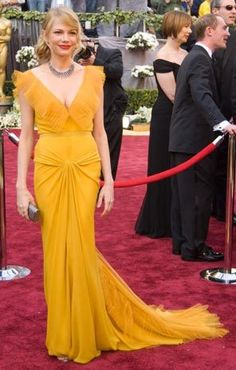 My favorite Oscar dress of all time!