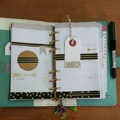 """Leisure time #igersitalia #organizer #beautiful #happy #filofax #filofaxlove #planner #personalplanners"""
