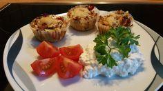 Low Carb Gemüse-Thunfisch-Muffins (Rezept mit Bild) | Chefkoch.de