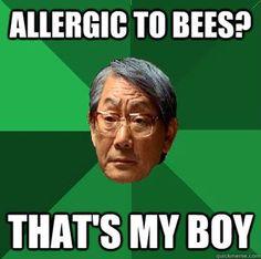 High Expectations Asian Father meme   quickmeme