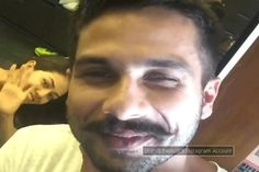 Who is Shahid Kapoor scared of?