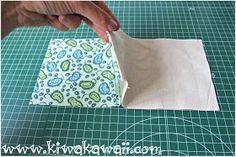 Tutorial paso a paso monedero fácil y rápido Monedero Tarjetero Handmade DIY