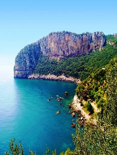 landscape of algéria
