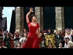 ✿ ❤ Perihan ❤ ✿ ♫ ♪ Enrico Macias   Zingarella - Gina Lollobrigida (1982)