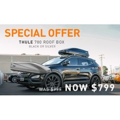 Roof Box Hyper Drive 799 Was 999 Bargain Bro Roof Box Roof Driving