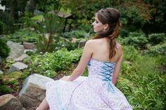 Petticotkleider pastell