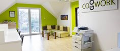 coworking tczew Poland, Loft, Bed, Furniture, Home Decor, Decoration Home, Stream Bed, Room Decor, Lofts