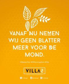 Fijn weekend! #BlatterOut
