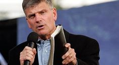 Franklin Graham says Obama is Opening Doors to Persecution of Christians in America