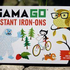Bügelbilder von Gama-Go