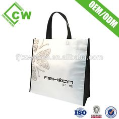customized shopping bag with factory price