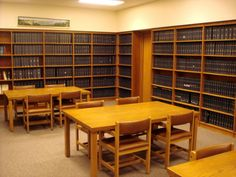 Law Office library