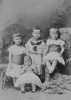 The children of the Duke and Duchess of Edinburgh | Royal Collection Trust