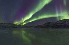 Northern Lights by Peter Spencer on 500px