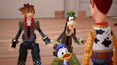 D23 Kingdom Hearts 3 trailer