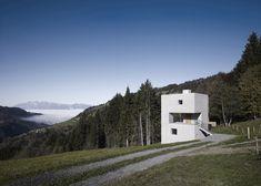 openhouse : ice cube : architecture : mountain cabin by Marte.Marte Architects : austria