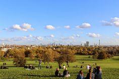 Rompiballe On The Road: London Parks - Primrose Hill #London #Park #Travel #UK #londra #londontour #visitlondon #viaggi