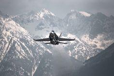 F/A-18C Hornet, J-5025, Swiss Air Force