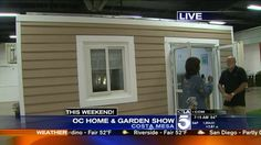 Gayle Anderson was live in Costa Mesa with a preview of the 39th Annual OC HOME & GARDEN SHOW is this weekend, February 27th and 28th at the OC Fair & Event Center in Costa Mesa. Find every…