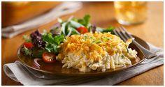 Cheesy Potato Casserole Cheesy Potato Casserole, Potatoe Casserole Recipes, Cheesy Potatoes, Potato Recipes, Chicken Casserole, Diced Potatoes, Egg Casserole, Quiche Recipes, Turkey Recipes