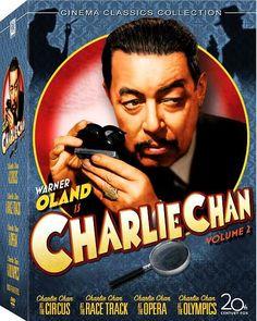 Twentieth Century Fox Charlie Chan Vol. 2
