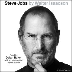"""Steve Jobs by Walter Isaacson. Fascinating biography of the visionary genius that started Apple Computer. An abrasive and peculiar man, he was driven to make products that perfectly melded technology and design. He revolutionized personal computing and many other industries. As the author mentions, he will go down in history alongside Edison as one of the greatest innovators of his time.  I seriously disliked the narrator. Hated his newscaster delivery & slightly whiny, """"stopped up nose""""…"""