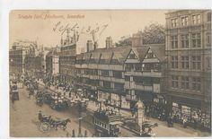 Staple Inn, Holborn 1907