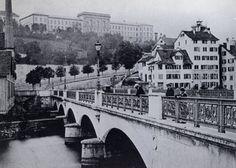 Centralbrücke Switzerland, Paris Skyline, Louvre, History, City, Building, Travel, Past, Pictures