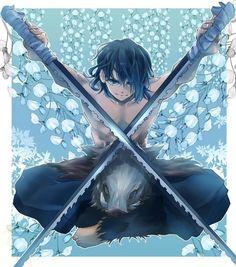 Anime Demon Slayer Kimetsu No Yaiba Inosuke Hashibira Hd Wallpaper Manga Anime, Anime Demon, Otaku Anime, Anime Boys, Anime Art, Sad Anime, Kawaii Anime, Demon Slayer, Slayer Anime