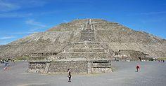 Pirámide del Sol - Wikipedia, la enciclopedia libre