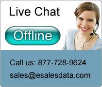 eSalesData is a global provider of comprehensive Europe Top Executives List offers prepackaged & Customized European Top Executives Email list, Telemarketing Lists and Direct mailing lists . We customize Europe Top Executives Email lists according to your requirements.