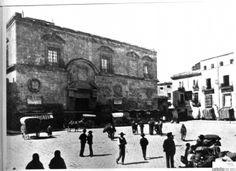 Murcia, Plaza, Spain, Louvre, Santa, Antique, Travel, Painting, 19th Century