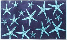 Starfish towels!!! So stinking cute!