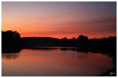 Red_light_ sunset