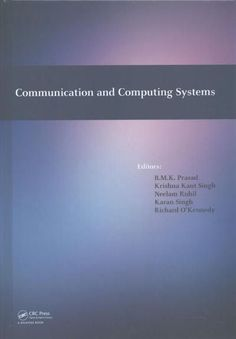 Communication and Computing Systems: Proceedings of the International Conference on Communication and Computing S...
