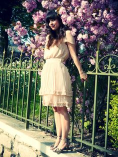 Sweet like Audrey . She's one of my favorite blogguers. Hello it's Valentine