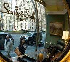 The Window Shopper at Scully and Scully by chuckthewriter, via Flickr