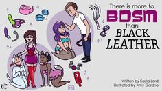 There is more to BDSM than black leather