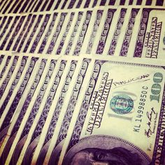 If only… if only… If you had this much real money… what would you do with it??