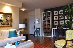 Small Space Solutions from Our Tours: Multipurpose Rooms that Work — Renters Solutions | Apartment Therapy
