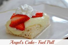 Angel's Cake- Fuel Pull