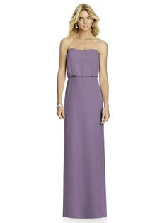 $220 quick ship After Six Bridesmaid style 6761 http://www.dessy.com/dresses/bridesmaid/after-six-style-6761/