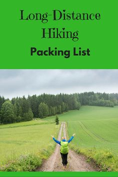 Are you planning a long-distance hike and wondering what to pack? We reveal everything in our long distance hiking packing list!