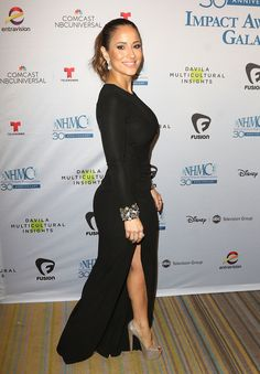 Jackie Guerrido Photos Photos - Tv personality Jackie Guerrido attends the 19th Annual National Hispanic Media Coalition Impact Awards Gala at Regent Beverly Wilshire Hotel on February 26, 2016 in Beverly Hills, California. - 19th Annual NHMC Impact Awards Gala