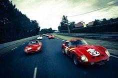 A few hundred millions worth of Ferraris...